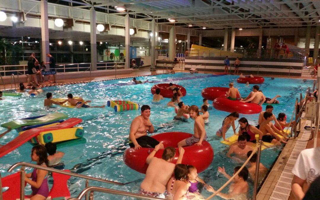 Pool-Party der Stadtjugendfeuerwehr Hannover