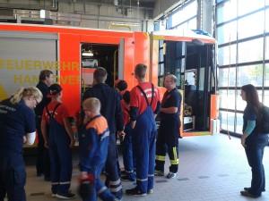 Jugendfeuerwehr-Hagen-Red-Line-Challenge-einfuehrung
