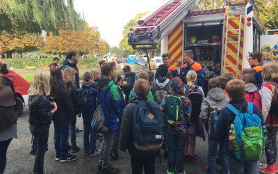 Weltkindertag 2017 – Jugendfeuerwehr Davenstedt hilft im zwölften Jahr