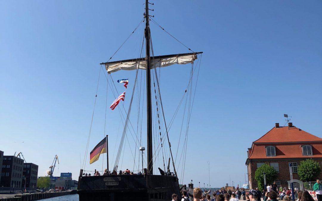 Feuerwehrnachwuchs aus Stöcken und Davenstedt unterwegs in der Hansestadt Wismar